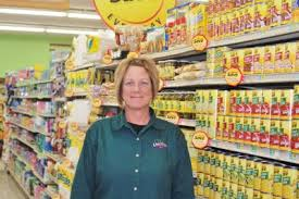 Jaci Burns Is The New Store Manager At Quillins Postville Herald