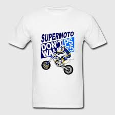 shop supermoto t shirts online spreadshirt