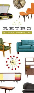 modern retro furniture. get this retro look up to 60 off modern furniture u0026 dcor at d