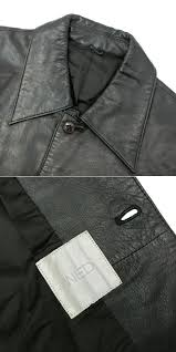 ined black stain color sheepskin leather coat black sheep skin leather coat leather leather
