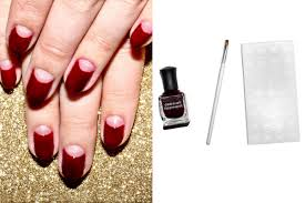 How to Create a Half-Moon Manicure in 4 Easy Steps - Half-Moon ...