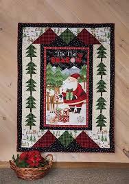 Santa & Friends Quilt Kit | Keepsake Quilting &  Adamdwight.com