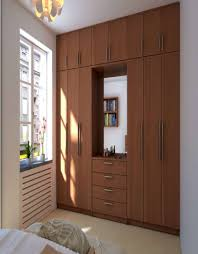 wardrobe interior designs for bedroom indian closet design small