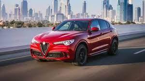 2018 Alfa Romeo Stelvio Quadrifoglio Goes On Sale With 79 995 Base Price Alfa Romeo Stelvio Classic Cars Alfa Romeo