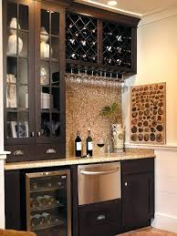 House Bar Design Mini Wine Bar For Home Basement With Simple And