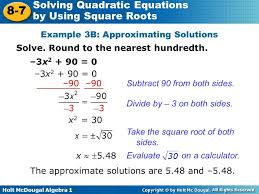 22 example 3b approximating solutions solve