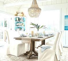 wooden bead chandelier diy