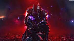 Mass Effect Trilogy Wallpaper 8K ...