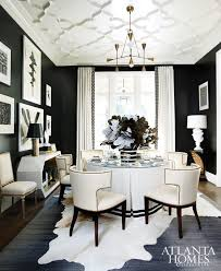 white and white furniture. dining room design by beth webb interiors photographed erica black roomswhite white and furniture