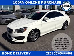 What will be your next ride? Used 2015 Mercedes Benz Cla Class Cla 250 For Sale In Mobile Al 36608 Skco Automotive