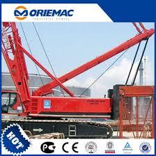 China 180 Ton Zoomlion Crawler Crane Price Quy180 China