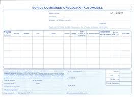 Bon De Commande A Marchands