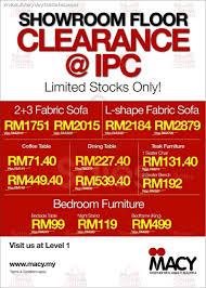 Macy Bedroom Furniture Closeout Macy Furniture Showroom Clearance Sale Everydayonsalescom