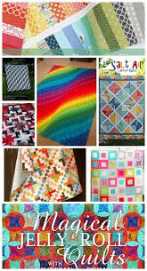 Best 25+ Jelly roll quilt patterns ideas on Pinterest | Jelly roll ... & 30+ Free Jelly Roll Quilt Patterns you will love Adamdwight.com