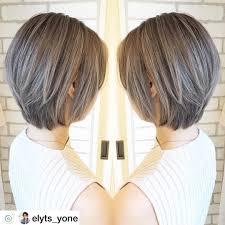 面長女性に似合うショートヘアの髪型16選ショートボブ黒髪パーマ Belcy