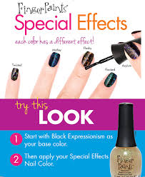 Finger Paints Special Effects Collection Preview Vampy Varnish