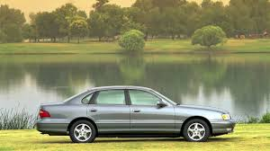 Toyota Avalon MCX10 '1998–99 - YouTube