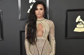 Demi Lovato Billboard Chart Demi Lovato Celebrates 5 Year Anniversary Of Her Sobriety