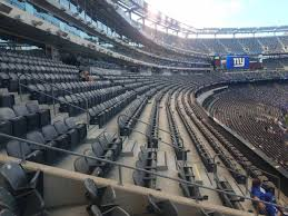 Jets Football Seating Chart 2019