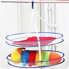 dryer that folds clothes. Double Folding Windproof Clothes Basket Dryer Fabric Layer Mesh Cloth Rack Home Use Laundry Net That Folds