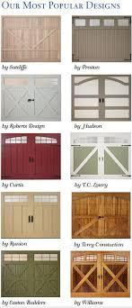Contemporary Garage Doors Designs Amarr To Perfect Design