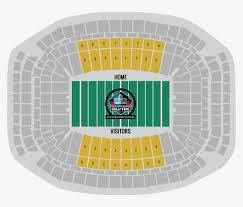 Super Bowl 51 Seating Chart Super Bowl 51 Seatin Chart All Gold Circle Free