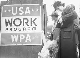 works progress administration facts wpa projects custom paper academic service