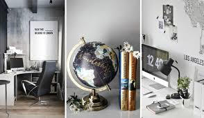 inspiration office. TRAVEL INSPIRED DECO IDEAS: THE OFFICE Inspiration Office