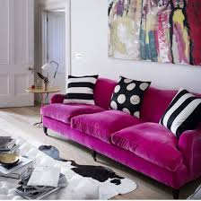 pink couches for bedrooms. Hot For Pink: 10 Clever Ways To Work It Pink Couches Bedrooms