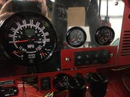 speedhut jeep gauge now in production page 27 seeing bigwalton and his label maker wiring job i had to get one now my install is taking much longer than i first anticipated oh well