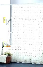 108 inch shower curtain how to make curtains longer than inches long an extra add length 108 inch shower