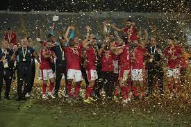 Egypt's Al Ahly makes history and wins tenth CAF Champions League title