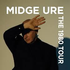 Midge Ure The 1980 Tour Vienna Visage Astor Theatre
