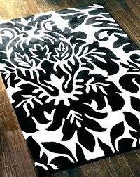 gray and white damask rug area rugs black soft grey a