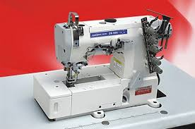Flatbed Sewing Machine Definition