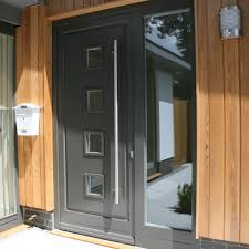 modern front doorsModern Front Doors Doormat Picks For My Black Front Door Modern