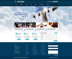 Web Designs For Churches Christian Church Website Design Home Page Layout Website