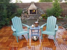 fire pit and outdoor fireplace ideas diy network made also patios fireplaces inspirations dycr patio adirondack