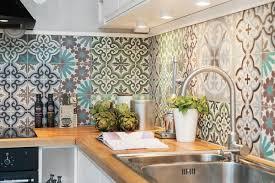 Decorative Cement Tiles Live Laugh Decorate Decorative Tile Backsplash For Your Kitchen 25