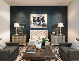 feature wall living room designs blue living room ideas