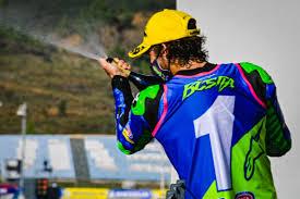 Moto2, Enea Bastianini campione del mondo