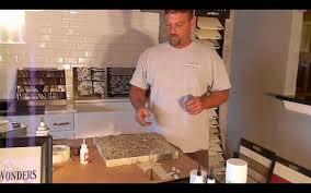 how to seam and repair granite countertops with hot stuff ca glue at natural wonders granite