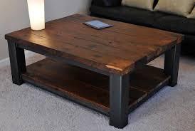 Wonderful Wonderful Rustic Furniture Coffee Table Pleasing Rustic Wood Coffee Table  Decor Best Home Designs Pictures Gallery