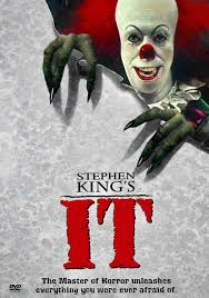 grimm reviewz stephen king s it book and movie review comparison writers stephen king lawrence d cohen tommy lee wallace starring harry anderson dennis christopher richard masur annette o toole tim reid