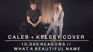 America Medley Anthem Lights Sheet Music Worship Medley 10 000 Reasons What A Beautiful Name Caleb Kelsey