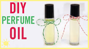 Design My Own Fragrance Diy How To Make Your Own Perfume Oil