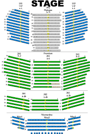 Pearl Concert Theater Online Charts Collection