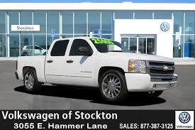 Used Chevrolet Silverado 1500 for Sale in Stockton, CA | Edmunds