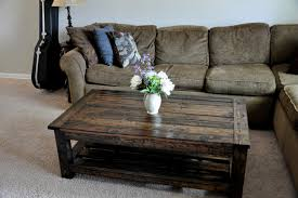 fascinating pallet coffee table plans designs  coffee table ideas