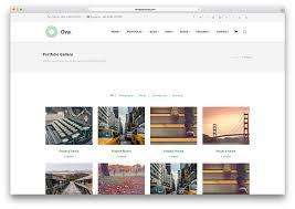 Portfolio Website Templates Beauteous 28 Best Portfolio Website Templates [HTML WordPress] 28 Colorlib